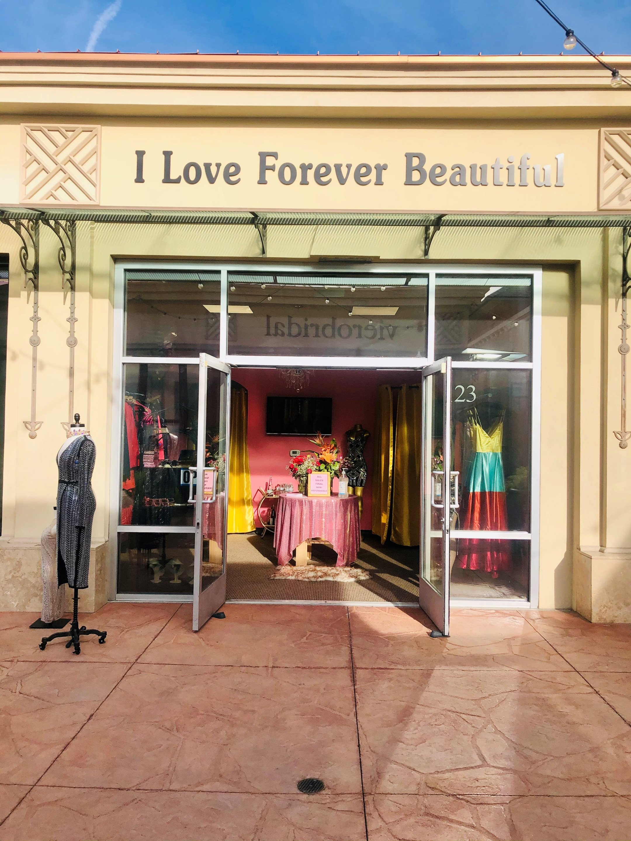 I Love Forever Beautiful