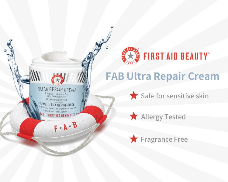 First Aid Beauty Spring Launch