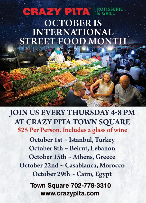 International Street Food Thursdays