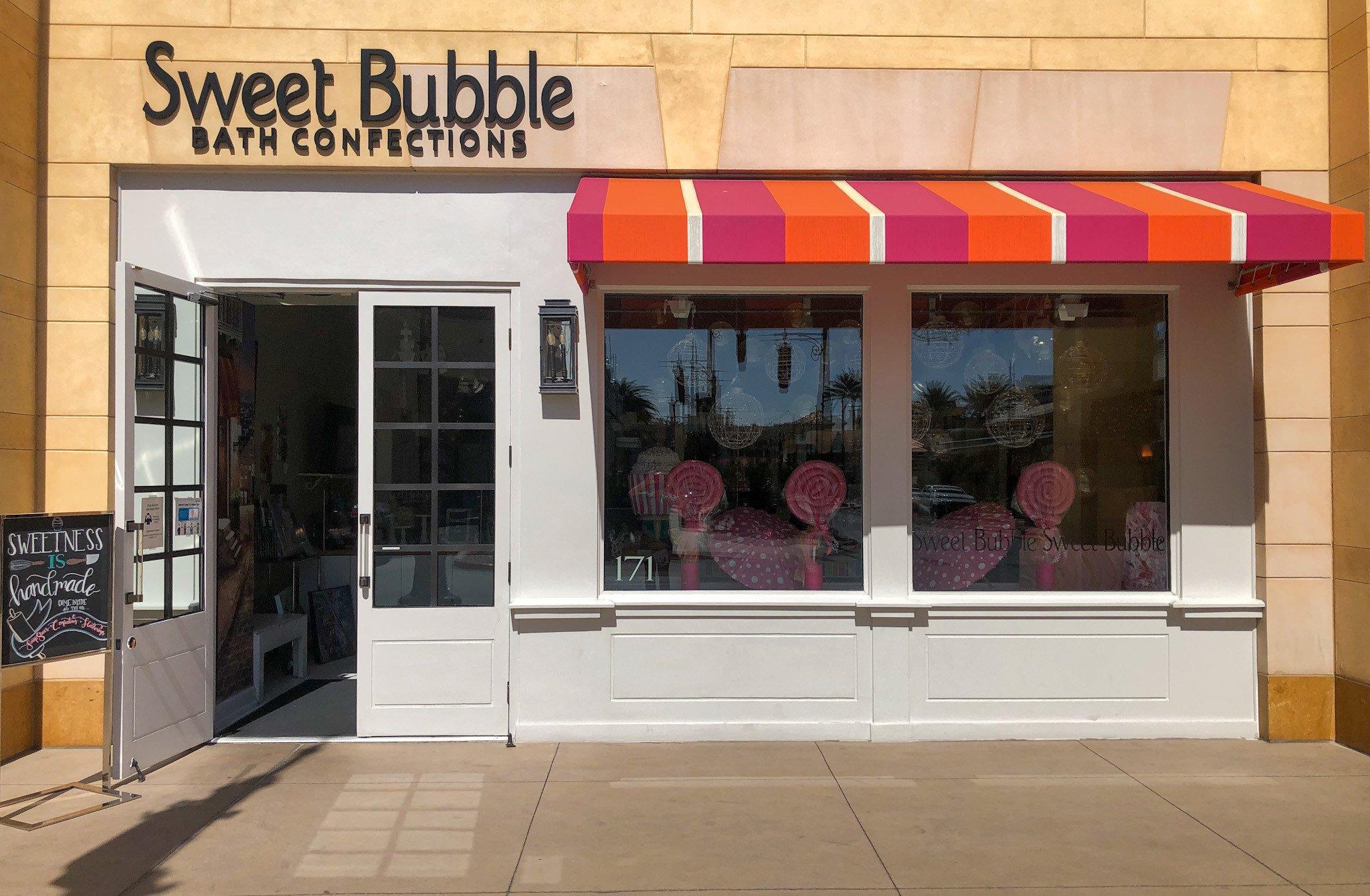 Sweet Bubble Bath Confections