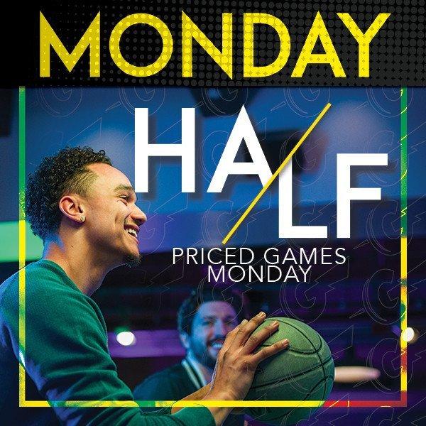 Half Price Games