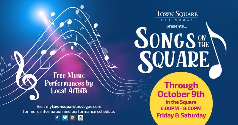 Songs on The Square