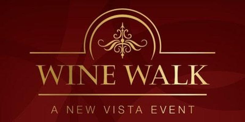 New Vista Wine Walk
