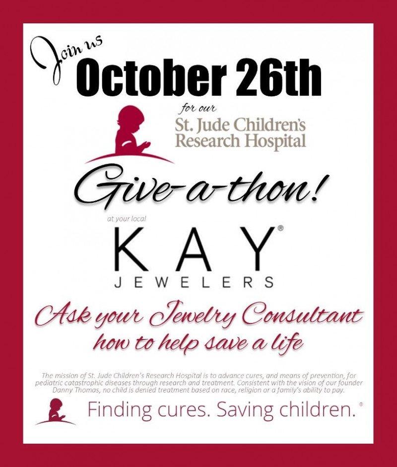 St Jude Children Hospital Fundraiser
