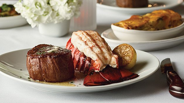 Filet and Lobster is Back!
