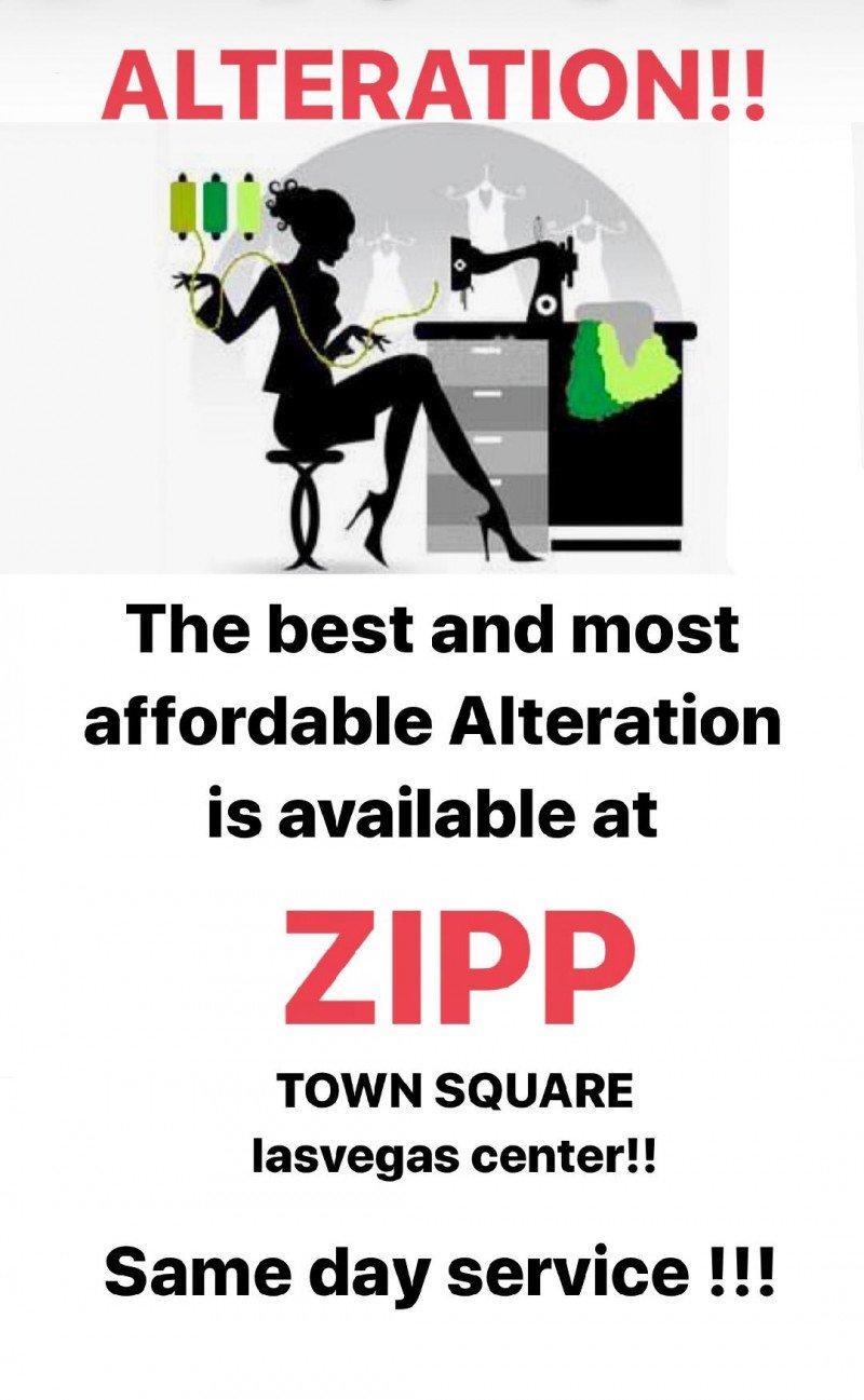 ZIPP Alteration!