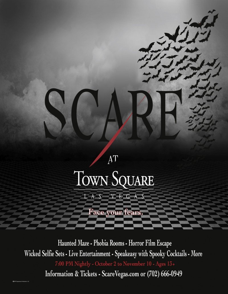 SCARE at Town Square