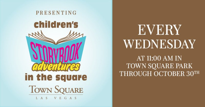 Children's Storybook Adventures in the Square