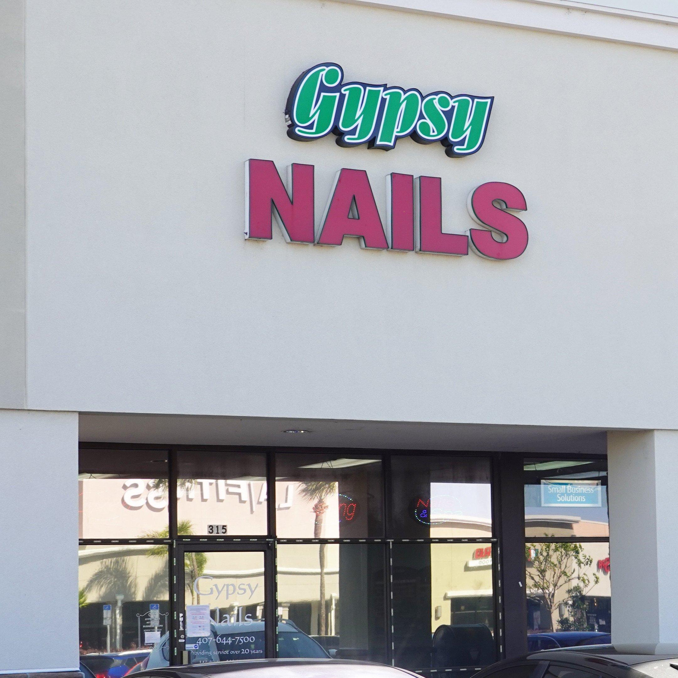 Gypsy Nails