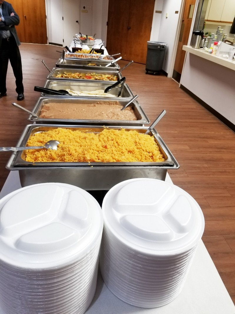 Catering Available!
