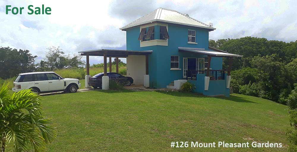 126 Mount Pleasant Gardens - Cherita