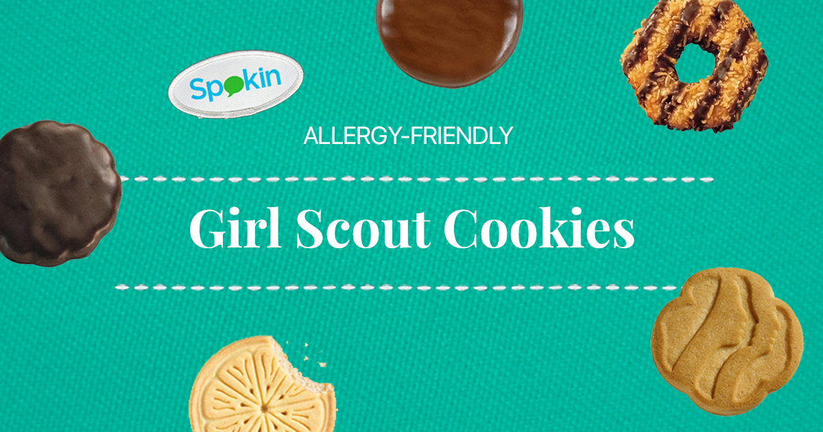 food allergy friendly girl scout cookie guide spokin