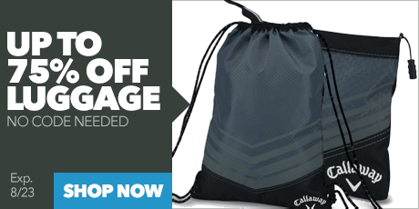 Save Up To 75% On Luggage