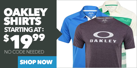 Oakley Shirts Starting At $19.99