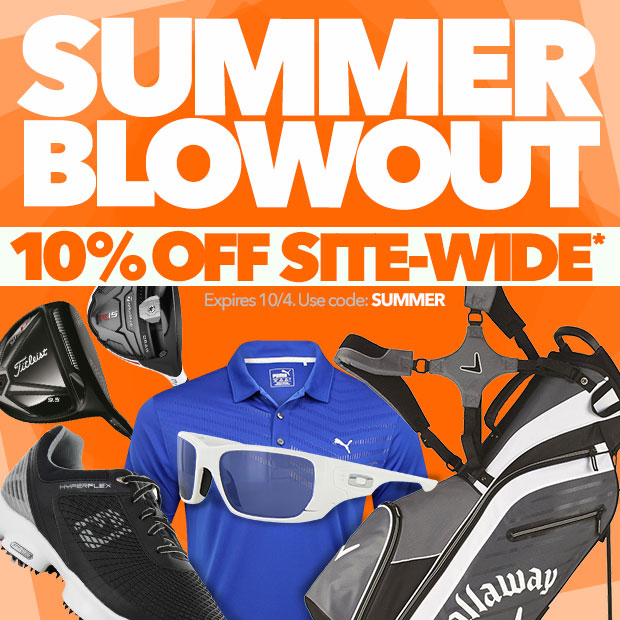 Summer Blowout Sale - 10% Off Site-Wide