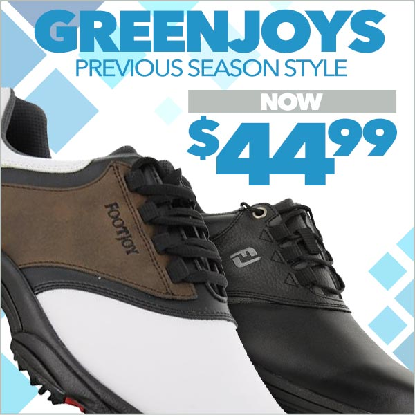 FootJoy GreenJoys Previous Season Style - Now $44.99