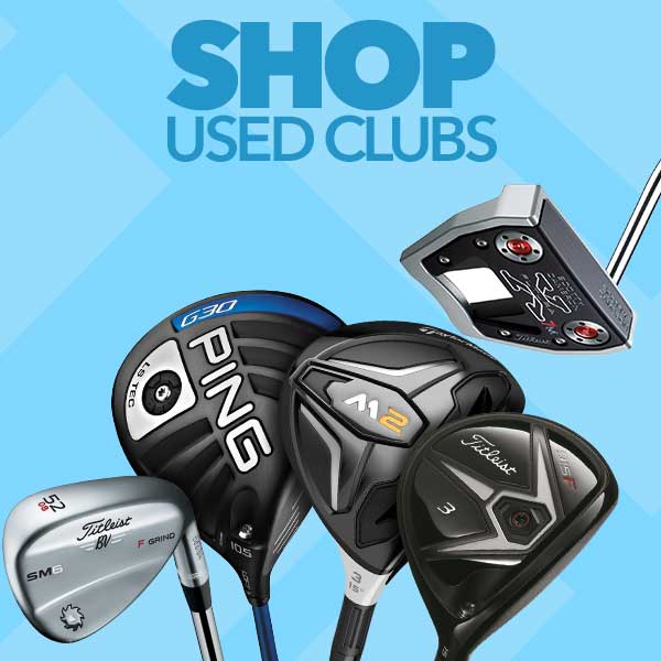 Shop Used Clubs