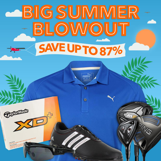 Big Summer Blowout - Save Up To 87%