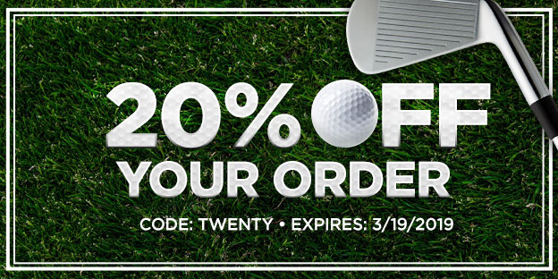 20% Off Your Order | Use Code: TWENTY