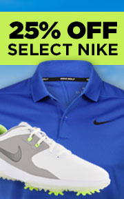 25% Off Select Nike Products