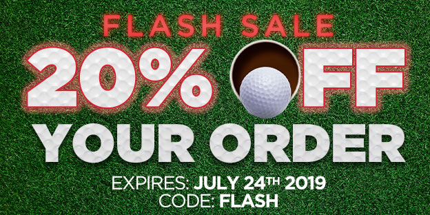 20% Off Your Order with code: FLASH