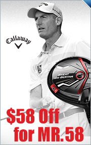 $58 Off Callaway Great Big Bertha Drivers