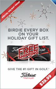 #1 Gift In Golf! Special Offer From Titleist - Pro V1 & Pro V1x - $39.99
