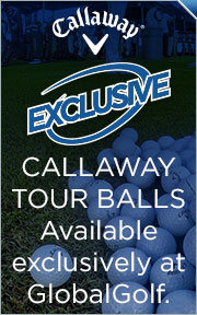 Exclusive Callaway Tour Issue Golf Balls