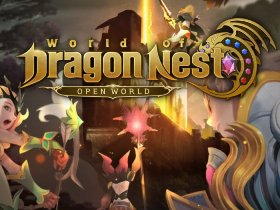 World of Dragon Nest gems gold hack Android iOS