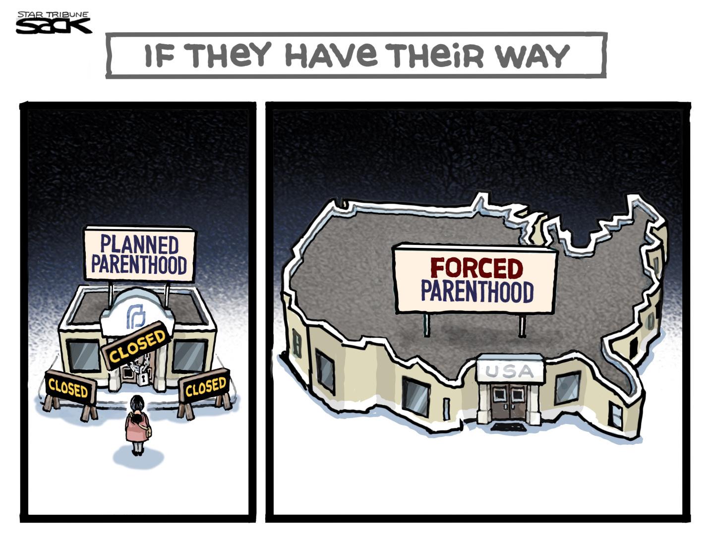 Forced parenthood
