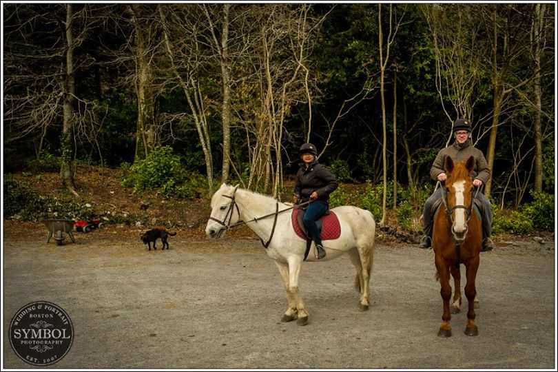 Horse Riding in Ireland at the Ashford Castle Estate