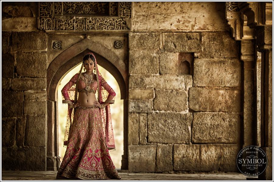 Delhi India Bridal Fashion Shoot 03
