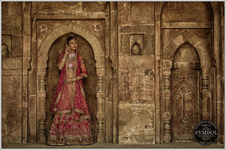 Delhi India Bridal Fashion Shoot 07