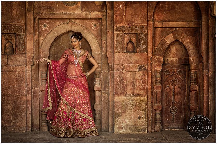 Delhi India Bridal Fashion Shoot 13