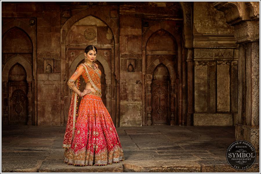 Delhi India Bridal Fashion Shoot 15