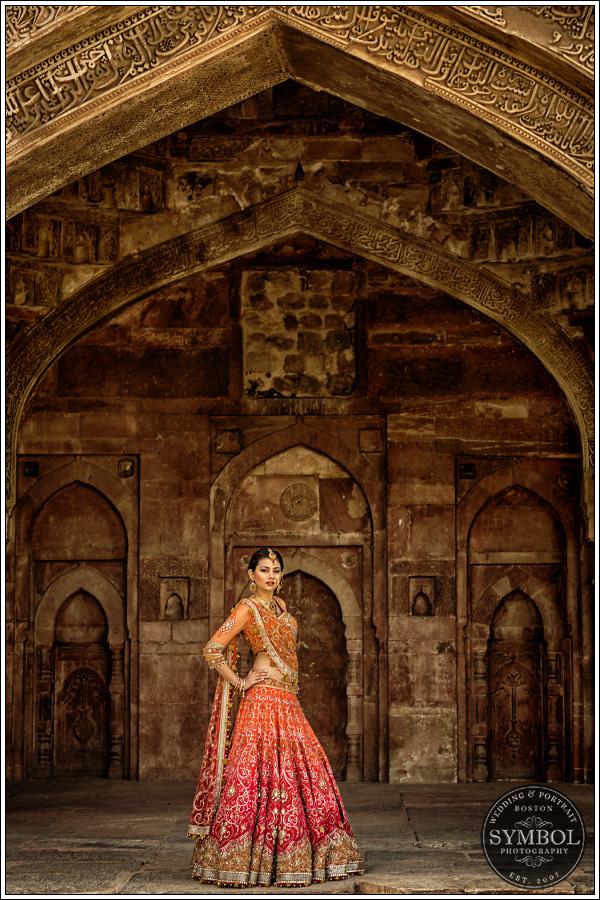 Delhi India Bridal Fashion Shoot 17