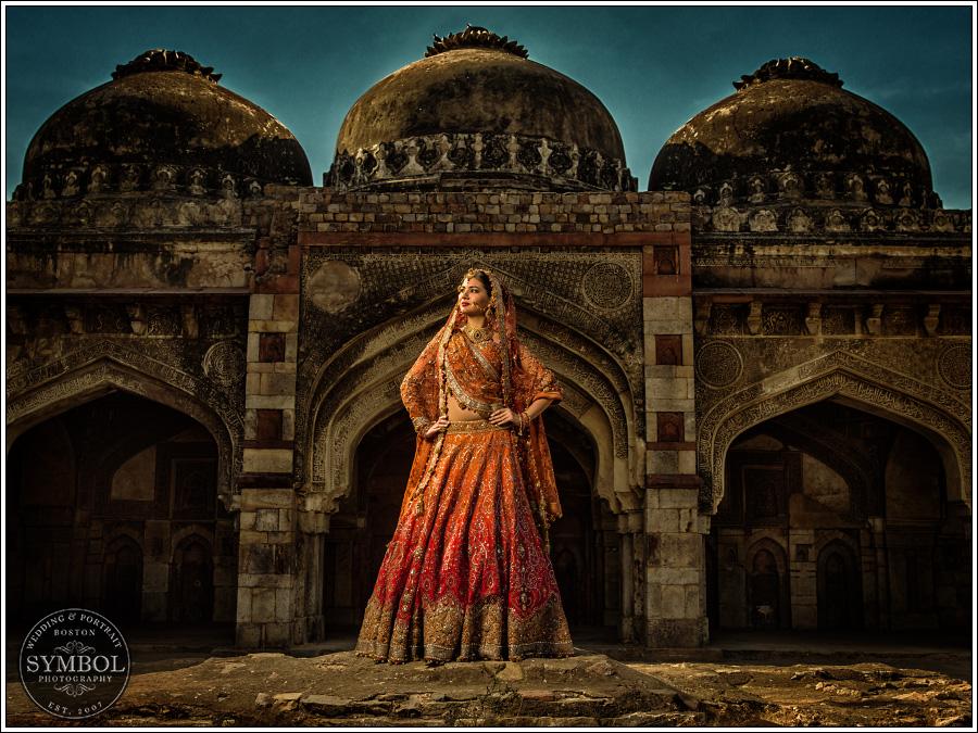 Delhi India Bridal Fashion Shoot 19
