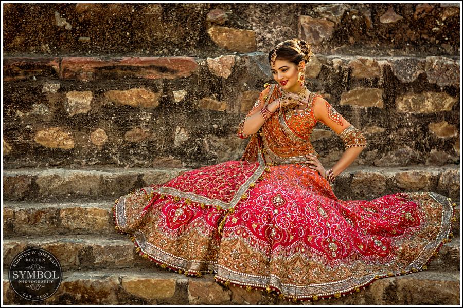 Delhi India Bridal Fashion Shoot 21