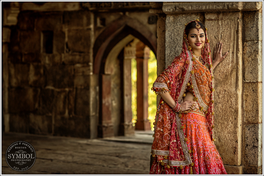 Delhi India Bridal Fashion Shoot 32