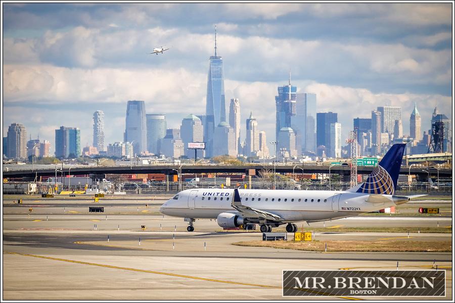 New York City from Newark