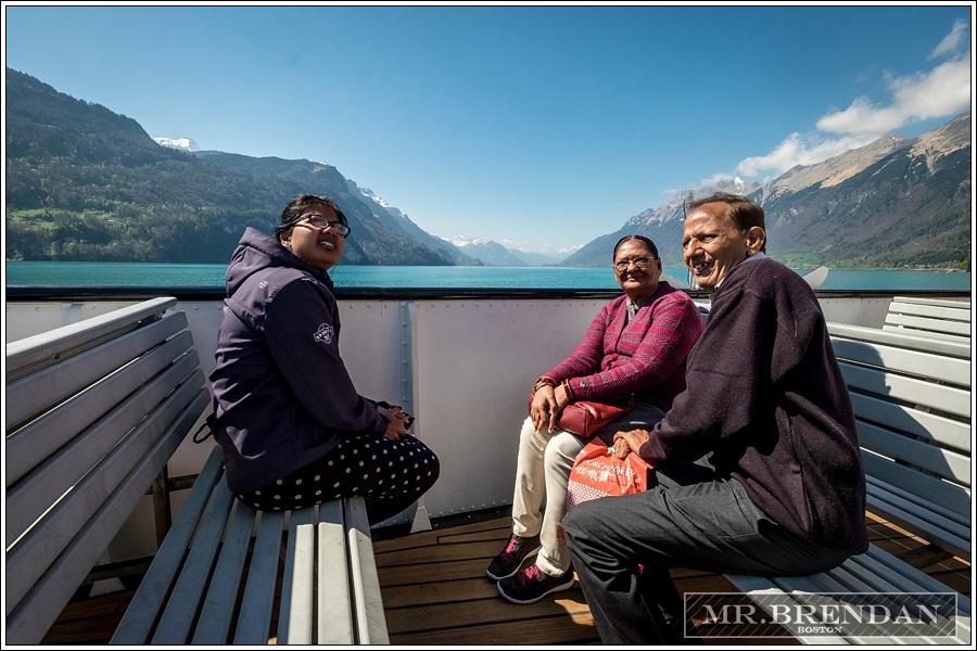 Bhatnagar Family Switzerland 2017