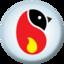 Flamerobin