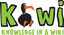 KiWi - Knowledge in a Wiki