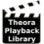 Theora Playback Library