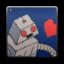 Android robotfindskitten