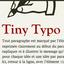 Tiny Typo