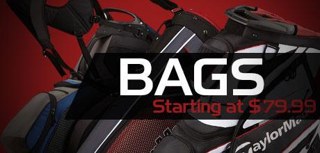 Golf Bags Starting at $79.99