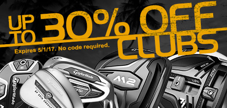 Up To 30% Off Clubs
