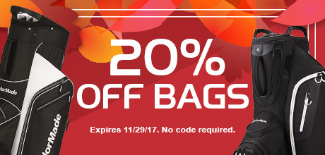20% Off Bags