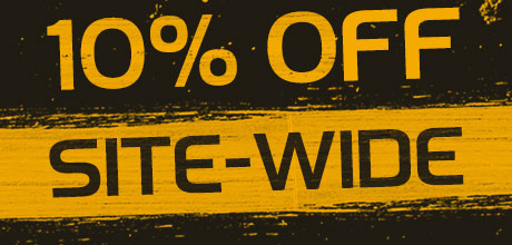 10% Off Site Wide